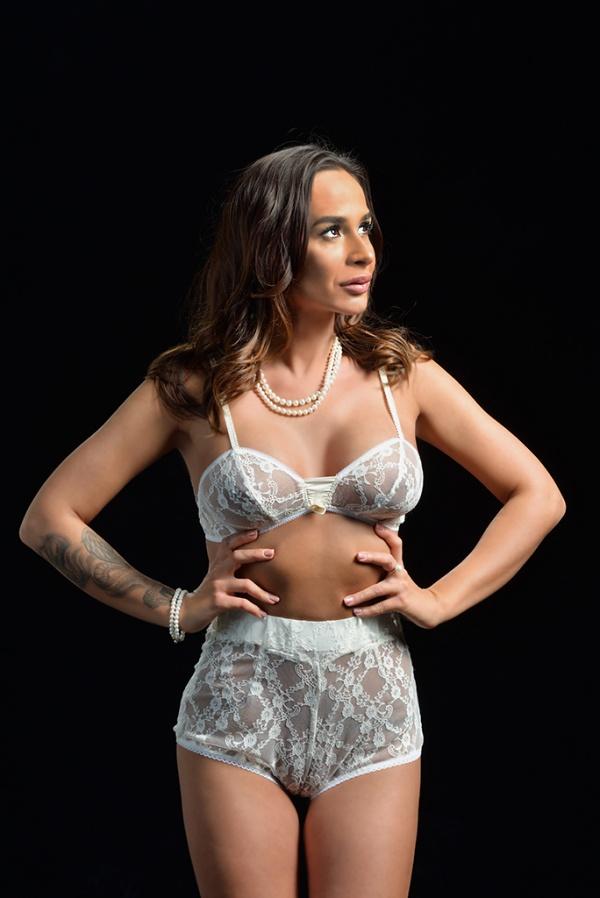 Divaurae Estelle Constellation Burlesque High-waist Luxury Lace Hot Pant softy lingerie, elegance romantic classic elegance vintage inspirated lingerie
